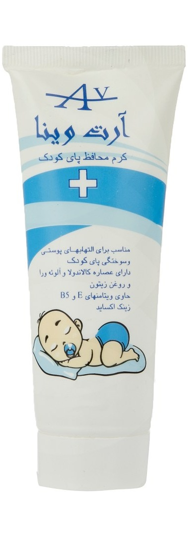 کرم محافظ پای کودک و کرم نرم کننده پای کودک Artvina(پسرانه)